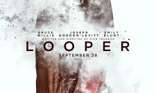 First Poster For Rian Johnson's Looper
