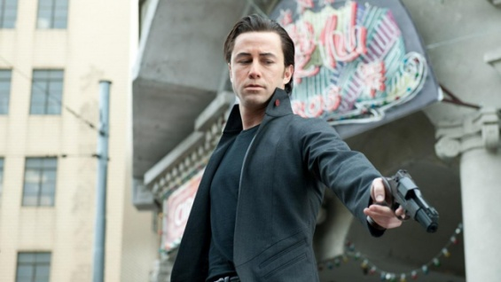 looper1 20 Great Movie Moments From 2012