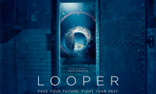 New Poster And Viral Site For Looper
