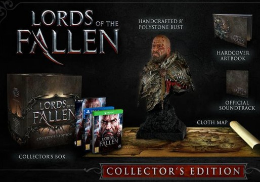 Lords Of The Fallen Collector's Edition Announced