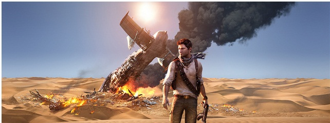 Uncharted 3: Drake's Deception, It's Official