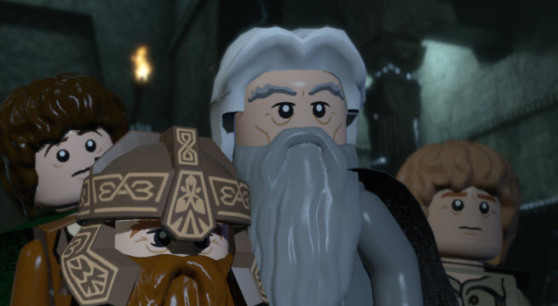 LEGO The Lord Of The Rings Is Now Available For Handhelds
