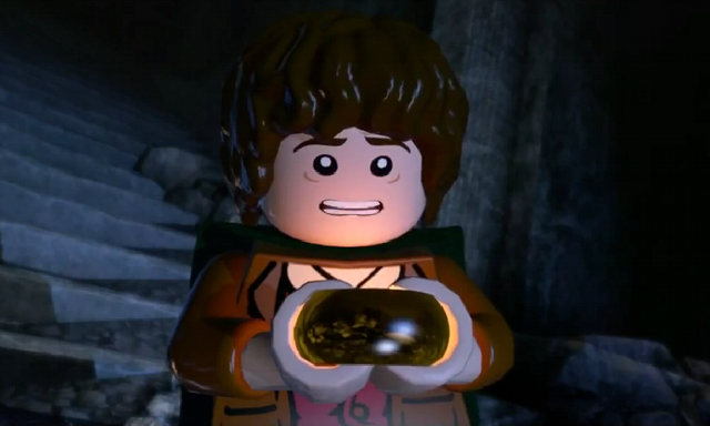 lotr lego game LEGO The Lord Of The Rings: The Video Game Review