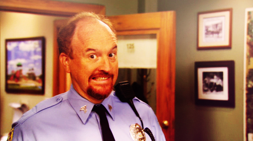 Louis C.K. Returns To Parks And Recreation