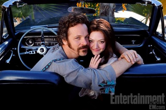 First Look At Amanda Seyfried And Peter Sarsgaard In Lovelace
