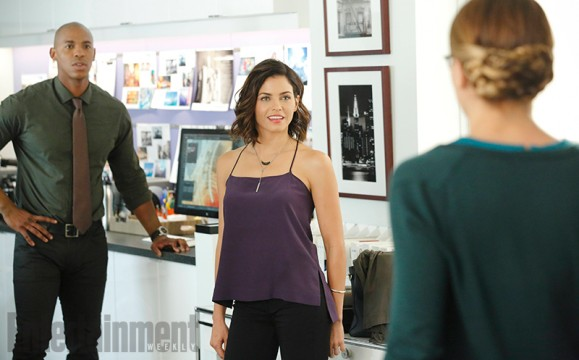 Here's Your First Look At Jenna Dewan-Tatum As Lucy Lane In CBS' Supergirl