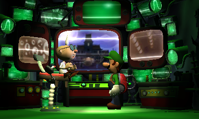 luigismansiondarkmoon 1 Luigis Mansion: Dark Moon Review