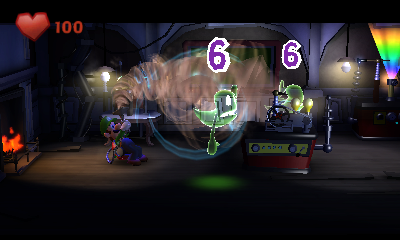 luigismansiondarkmoon 2 Luigis Mansion: Dark Moon Review