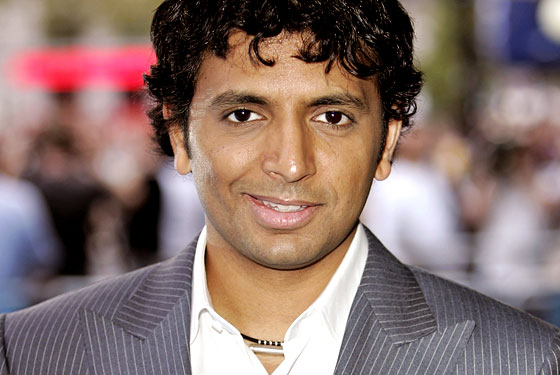 M Night Shyamalan as M  Night Shyamalan