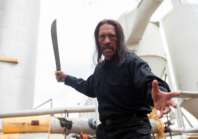 machete kills machete trejo Charlie Sheen In Machete Kills Promo, Still Culturally Relevant