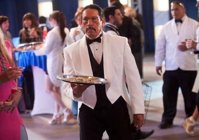 machete kills trejo tux Charlie Sheen In Machete Kills Promo, Still Culturally Relevant