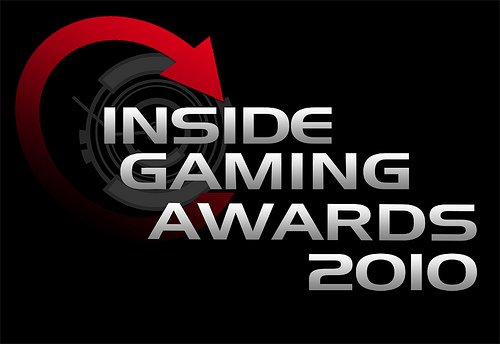 Machinima's Inside Gaming Award Winners
