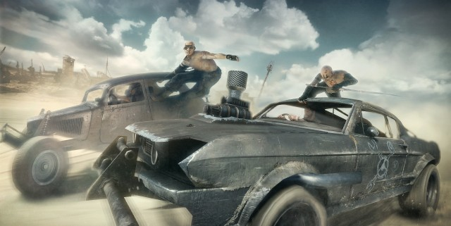 mad max 1 640x321 Mad Max Official Gameplay Trailer Is Short On Gameplay