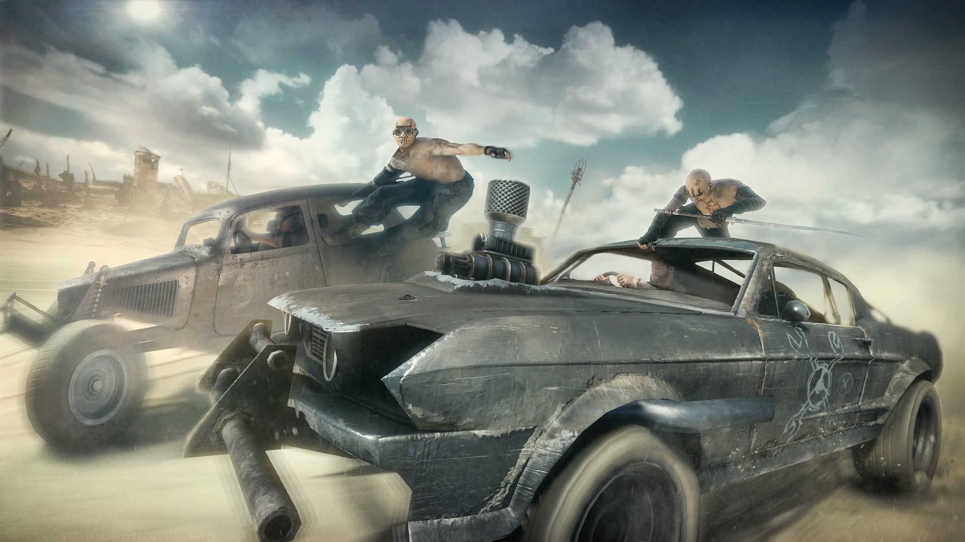 mad max 1 Mad Max Official Gameplay Trailer Is Short On Gameplay