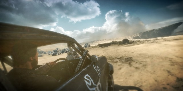 mad max 3 640x321 Mad Max Official Gameplay Trailer Is Short On Gameplay