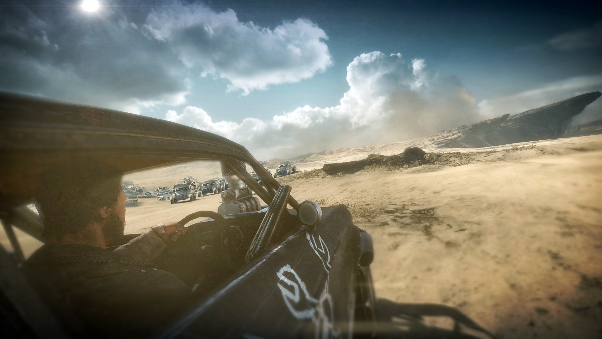 mad max 3 Mad Max Official Gameplay Trailer Is Short On Gameplay