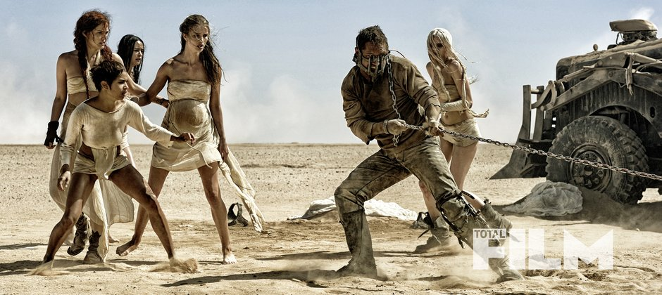 There's A Scuffle In New Mad Max: Fury Road Images; Charlize Theron Talks Furiosa