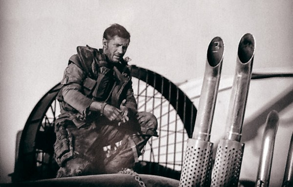 Check Out Tom Hardy In New Mad Max: Fury Road Image