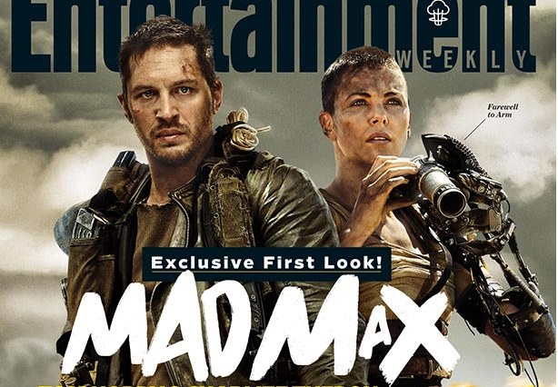mad max cover slice real