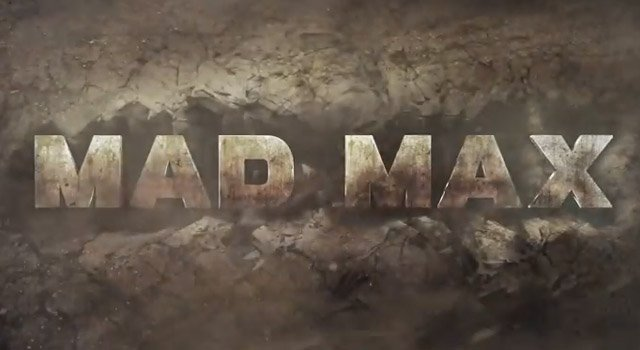 Mad Max Announced For 2014 Release On PS4, PS3, Xbox One, Xbox 360 And PC