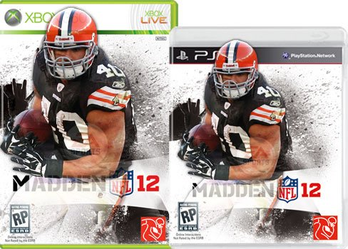 Peyton Hillis Wins The Madden 12 Cover