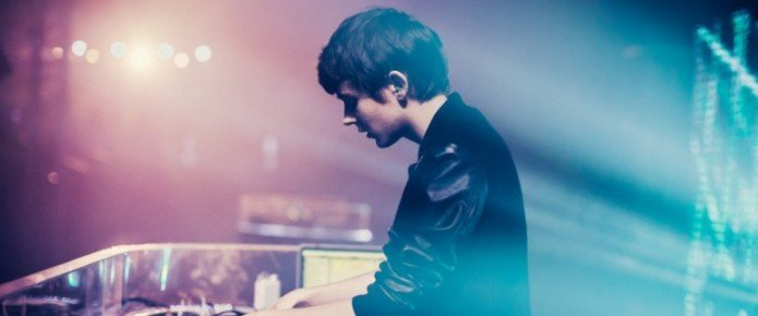 Madeon Goes Futuristic With You're On Music Video