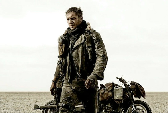 First Look At Tom Hardy In Mad Max: Fury Road
