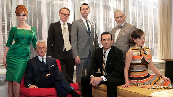 Mad Men Shut Out At Last Night's Emmys