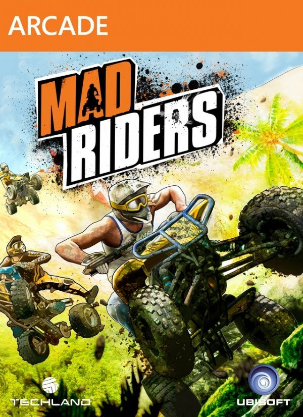 Mad Riders Review