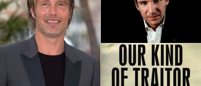Our Kind Of Traitor May Feature Ralph Fiennes And Mads Mikkelsen