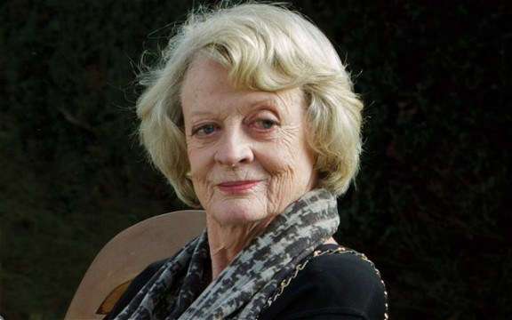 Maggie Smith Will Be The Lady In The Van