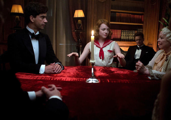 New Photos From Woody Allen's Magic In The Moonlight