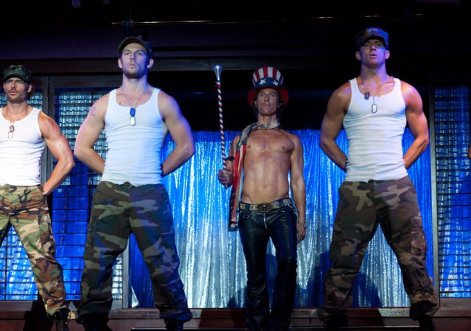 First Trailer For Magic Mike