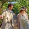 Colin Firth And Emma Stone Get Close In New Magic In The Moonlight Images