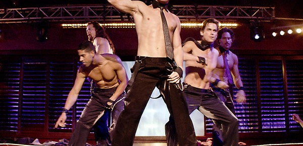 Channing Tatum Offers Details On Magic Mike 2