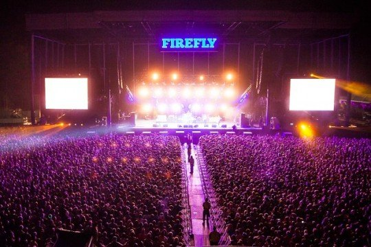 No Shortage Of Electronic Music On Firefly Music Festival's 2016 Lineup