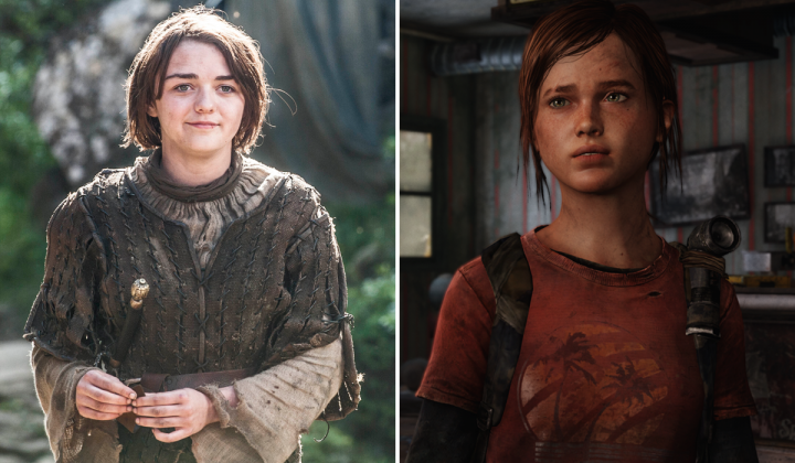 """Maisie Williams Would """"Love To"""" Play Ellie In The Last Of Us Movie"""