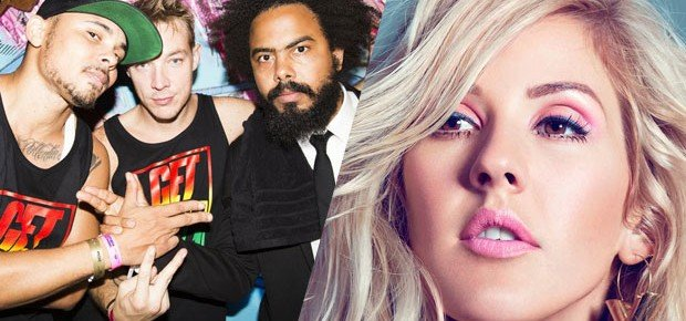 Major Lazer Team Up With Ellie Goulding For Powerful