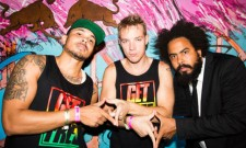 "Major Lazer's ""Night Riders"" Gets A Fiery Music Video"