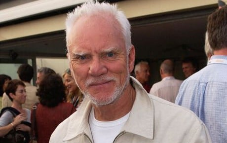 Malcolm McDowell Joins Community Season 4