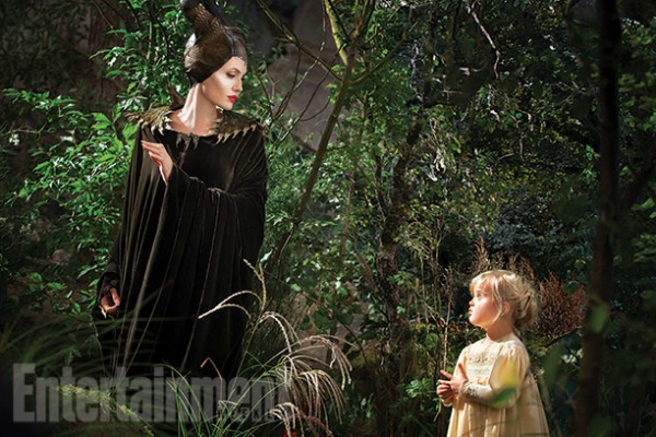 Angelina Jolie Talks Maleficent As New Photo Is Unveiled