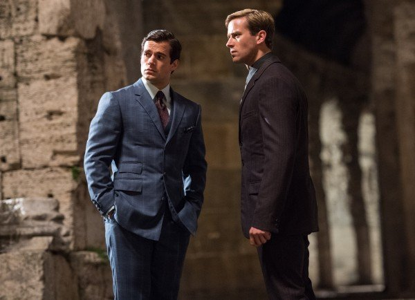 Armie Hammer Confirms A Sequel To The Man From U.N.C.L.E. Is Finally In The Works