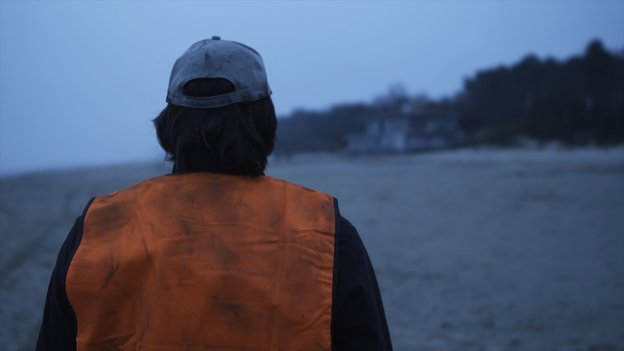 The Man In The Orange Jacket [LFF 2014]