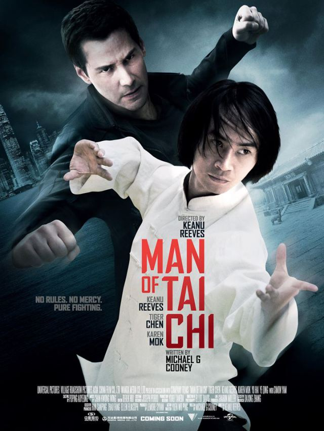 New Man Of Tai Chi Trailer Showcases Martial Arts Action