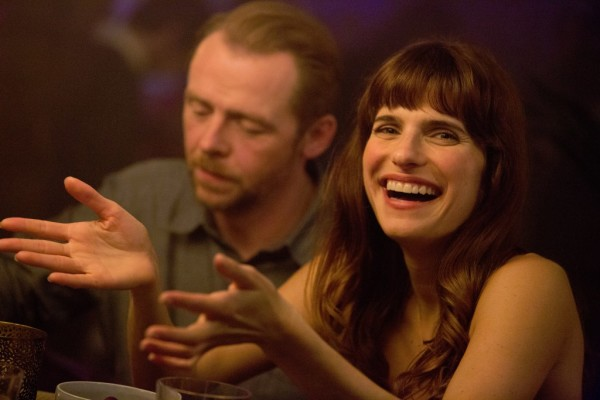 Watch Simon Pegg And Lake Bell In First Trailer For Romantic Comedy Man Up
