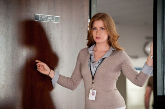 Amy Adams Sheds Some Light On Lois Lane's Role In Batman V Superman: Dawn Of Justice