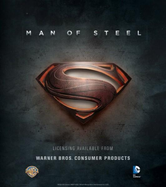 Warner Brothers Release New Man Of Steel Promotional Image
