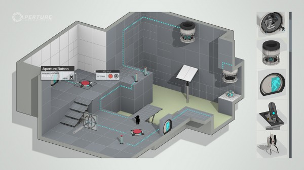Create Your Own Test Chamber Trials With Portal 2 DLC Number 2