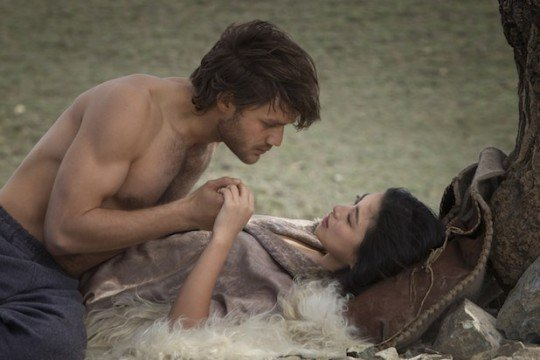 Netflix's Marco Polo Trailer Teases Sex And Swordplay On A Grand Scale
