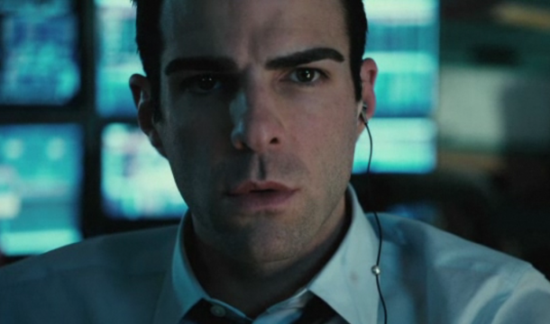margin call zachary quinto 610x360 Margin Call Review
